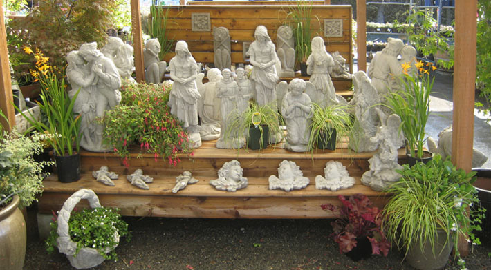 CountryWide Ornaments Concrete Garden Ornaments 250 701 0060